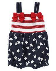 Fourth of July Kid Fashion Ideas