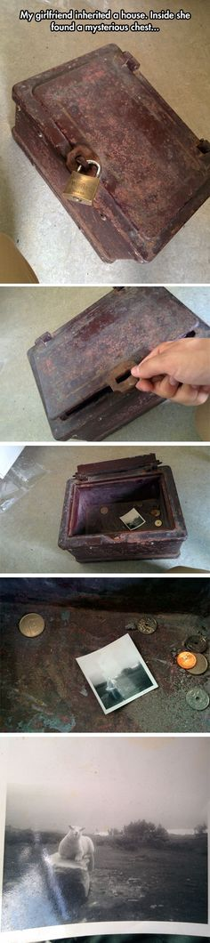 The Mysterious Chest