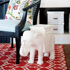 Pachyderm Side Table