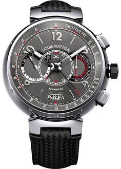 Louis Vuitton Tambour Voyagez Automatic Chronograph