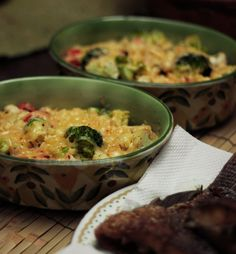 Cheese-topped buttered vegetables - CASA Veneracion