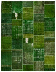 Loom rug