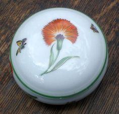 Vintage Tiffany Porcelain Limoges Trinket Box. FREE SHIPPING!*
