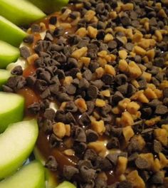Apple Crack Dip Recipe. Every time I've made this I leave with an empty dish.
