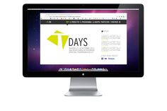 T Days webdesign (original setting)