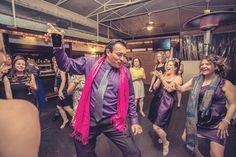 Wedding = Party! Photo courtesy of Fonyat Photographer #KarlStrauss #BeerInHand