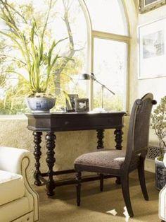 Colonial style decor - myLusciousLife.com - Adelaide Writing Desk.jpg
