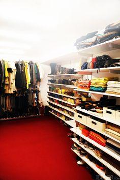 Un armario para Glamorous Tiene Red Carpet