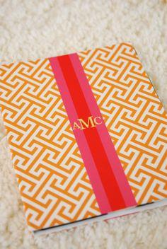 Personalized iPad Case by Pretty Smitten