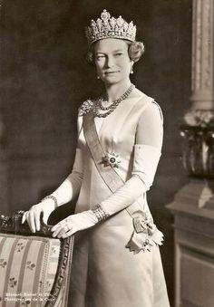 Grand Duchess Josephine-Charlotte of Luxembourg