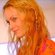 Style bohème... l'une de mes coiffures favorite.