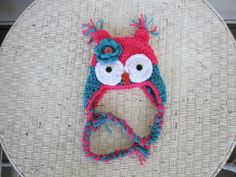 Owl Be The Cutest Baby Hat