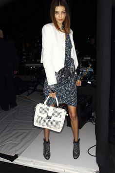 Pre-order the Elle Satchel through Pinterest #RMFALL #RMELLE