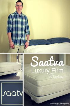 Saatva Mattress Reviews on Pinterest