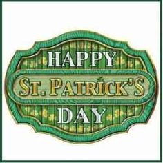 St. Patrick's Day Home Decor