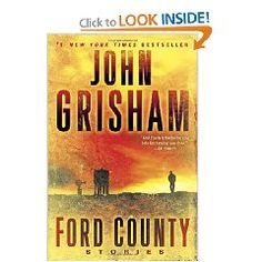 """""""Ford Country"""" by John Grisham is recommended by Stacy Dean Campbell from the television series 'Bronco Roads'"""