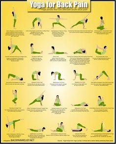 Online yoga classes.