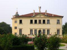 Villa Valmarana, VICENZA