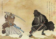 samurai star wars