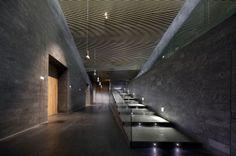 La Grajera Winery in Logrono, Spain by Virai Arquitectos