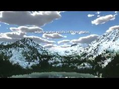 Earth's Water Cycle  | NASA GSFC Space Earth Science Weather Video c2,w4
