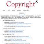 univers librari, stanford university, lectur fulli, copyrightx lectur, educ technolog
