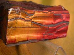 Tiger Eye and Hematite