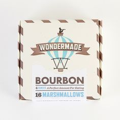What dad wouldn't want to roast bourbon marshmallows?