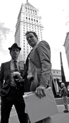 White Collar: Neal Caffrey  Peter Burke