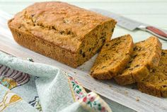Post image for Gluten Free Sundried Tomato and Olive Quick Bread Recipe