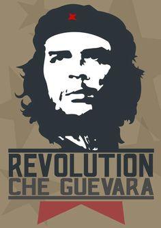 Revolution Che Guevara | Anonymous ART of Revolution