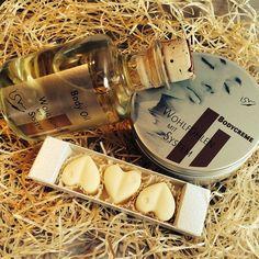 #Geschenkset aus der #Körperlinie Wohlfühlen mit System www.vita-beauty.de