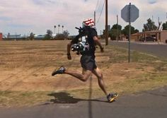 This Jetpack Will Help You Run A 4-Minute Mile #technology