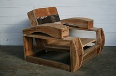 Re-purposed Chair