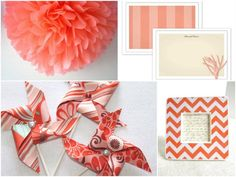 color of the month :: coral
