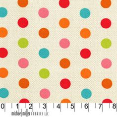 Patty Young - Textured Basics - Cool Dots in Multi