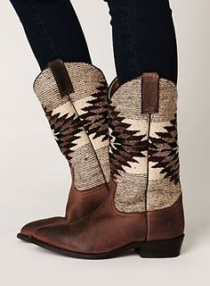 Free People billy blanket boot
