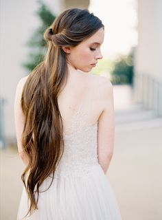 Soft and Elegant Wed
