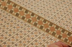 Cosmati Design - Wood Inlay Banding - Part 1