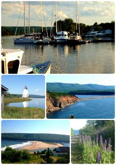 Beautiful Nova Scotia http://www.travelandtransitions.com/destinations/destination-advice/north-america/