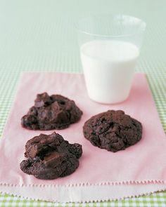 Black Forest Cookies - Martha Stewart Recipes