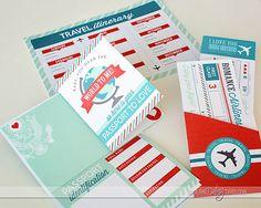 Passport to Love!