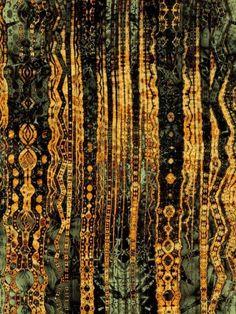 The Golden Forest by Gustav Klimt