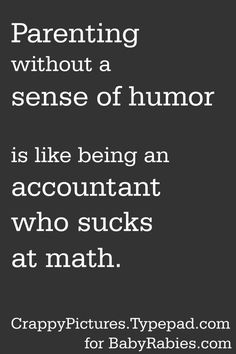 Omg yes! You gotta laugh at yourself and them sometimes and just go with it