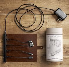 Roll up travel charger $25