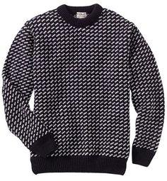 Norwegian Fisherman Sweater TheOriginalPrep