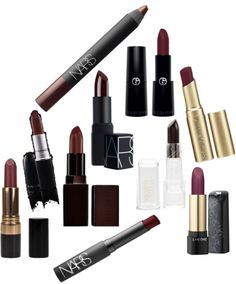10 Wine-Colored Lip Colors For Fall