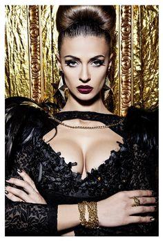 glamour gal, fashion fundi, makeup fetish, black everth