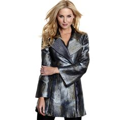 Love this coat from Finley (all products made in the USA)