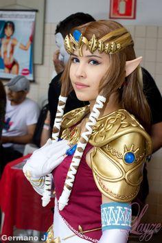 Zelda Twilight Princess Cosplay